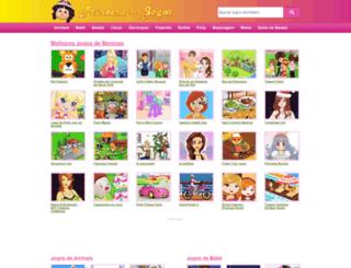 princesadosjogos.com screenshot