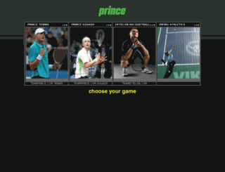 princesports.com screenshot