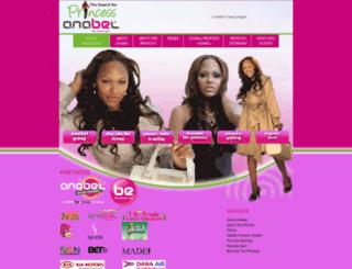 princessanabel.com screenshot