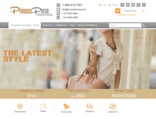 princesspurse.com screenshot