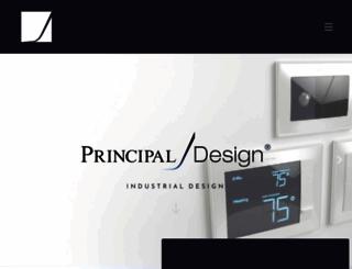 principaldesign.com screenshot