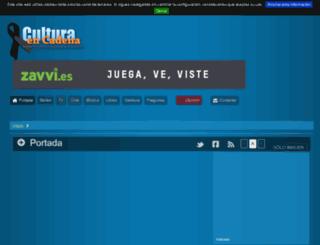 principe.culturaencadena.com screenshot