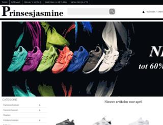 prinsesjasmine.nl screenshot
