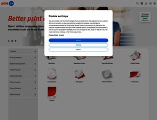 print24.com screenshot