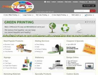 print247365.com screenshot