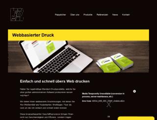 print4web.de screenshot