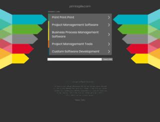 printagile.com screenshot