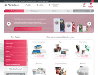 printcarrier.ch screenshot