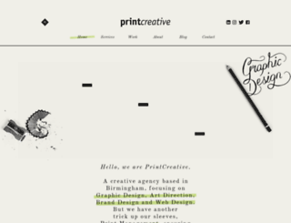 printcreative.ltd.uk screenshot