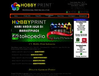 printer-dtg.com screenshot