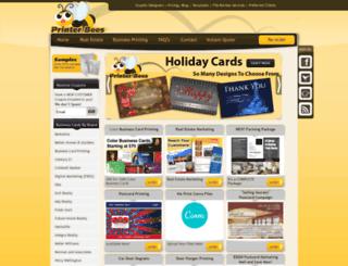 printerbees.com screenshot