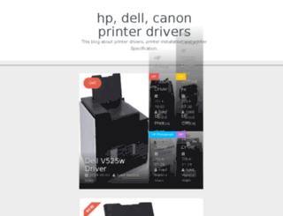 printerdrivers4u.blogspot.com screenshot