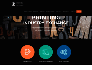 printindustry.com screenshot