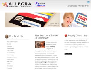 printingimpression.secureprintorder.com screenshot