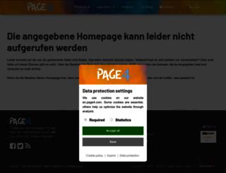 printingservices.cms4people.com screenshot