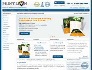 printlion.com screenshot
