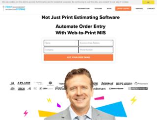 printmis.com screenshot