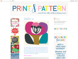 printpattern.blogspot.fr screenshot