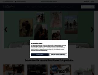 printplanet.de screenshot