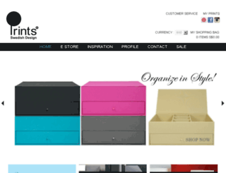 prints-international.com screenshot
