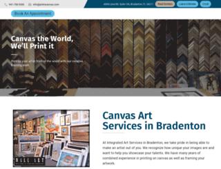printscanvas.com screenshot