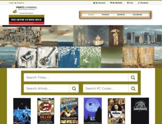 printscharming.com screenshot