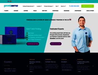 printsome.com screenshot
