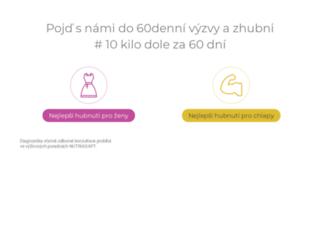 prirozene-hubnuti.cz screenshot