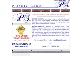 prishiv.com screenshot