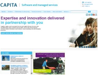 prism.talis.com screenshot