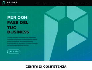 prisma-group.net screenshot