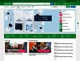 prismamarket.ee screenshot