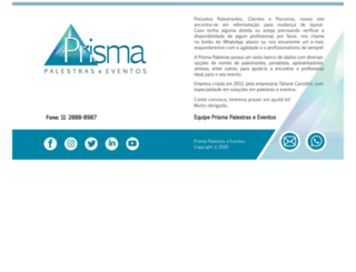 prismapalestras.com screenshot