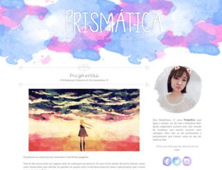prismatic-a.blogspot.com.br screenshot