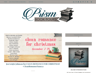 prismbooktours.blogspot.com screenshot