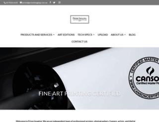 prismimaging.com.au screenshot