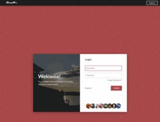 prisonerconnect.com screenshot