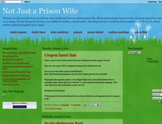 prisonmarriage.blogspot.com screenshot