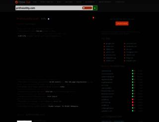 prithviutility.com.hypestat.com screenshot