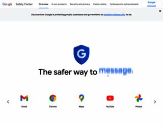 privacy.google.com screenshot