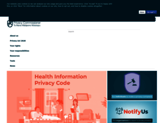 privacy.org.nz screenshot