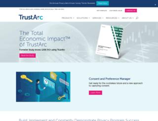 privacy.truste.com screenshot