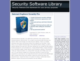 privacyfirewall.com screenshot