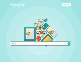 privacypal.co screenshot