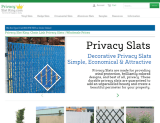 privacyslatking.com screenshot