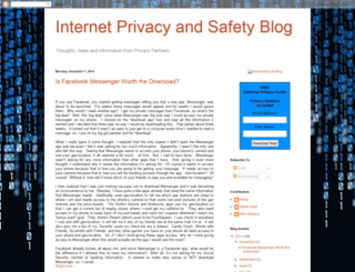 privacyview.blogspot.com screenshot