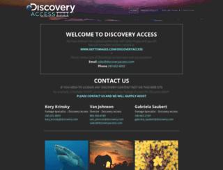 private.discoveryaccess.com screenshot