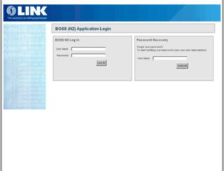 private.linkbusiness.co.nz screenshot