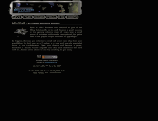 privateer.sourceforge.net screenshot