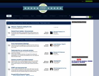 privatehyipforum.com screenshot